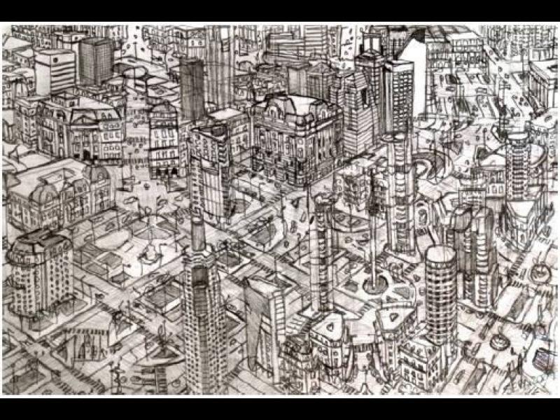 Sin título, Sebastían Ferreira, 2009