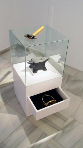 Imagen de la escultura